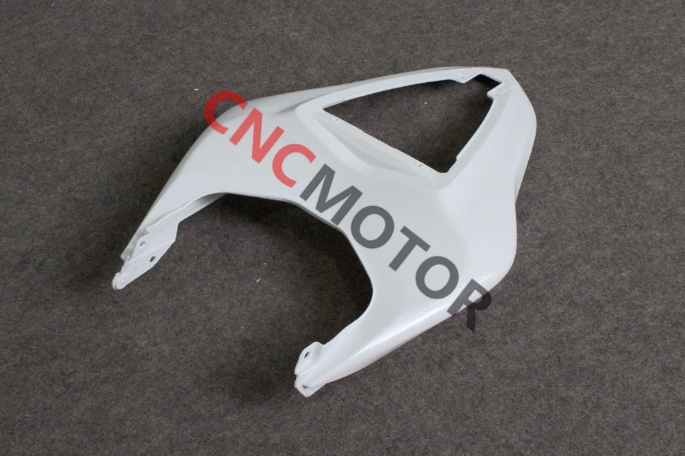 Unpainted Tail Section Fairings Kit Rear Fairing Bodyworks for KAWASAKI ZX-6R ZX6R 636 2007 2008 hot sales popular cowling for zx 6r 07 08 kawasaki ninja zx636 zx 6r 636 zx6r 2007 2008 nakano body fairings injection molding