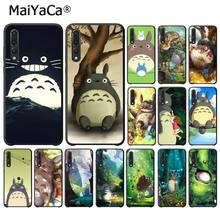MaiYaCa anime My Neighbor Totoro and friends Phone Case for Huawei P10 P20 LIte Mate20 Mate10 Lite P20Pro Honor10 9Lite Honor8X(China)