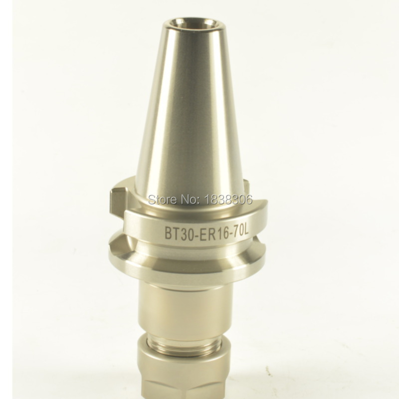 Фотография 1pcs BT30-ER16-70L T.I.R0.002mm  High speedCOLLET CHUCK tool holder