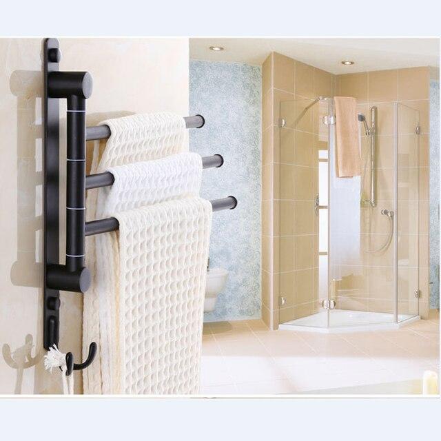1 PC Ecke Regale Badezimmer Zubehör Raum Aluminium Wand Montiert Typ ...