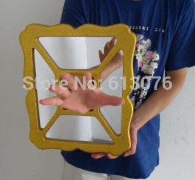 Arm through Glass,Hand & Dove thru Mirror,best stage magic tricks, close up magic, Illusion,Mentalism,gimmick