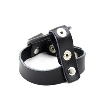Thierry Cock ring rubber Cock Ring Penis Sleeve Leather For Men Bondage Set Kit Male Chastity Belt Device Sex Toys