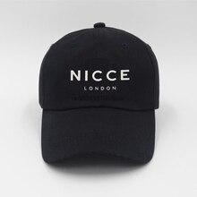 Top nuevo Nicce London sombrero del Snapback gorras de béisbol(China) 41311a12be9