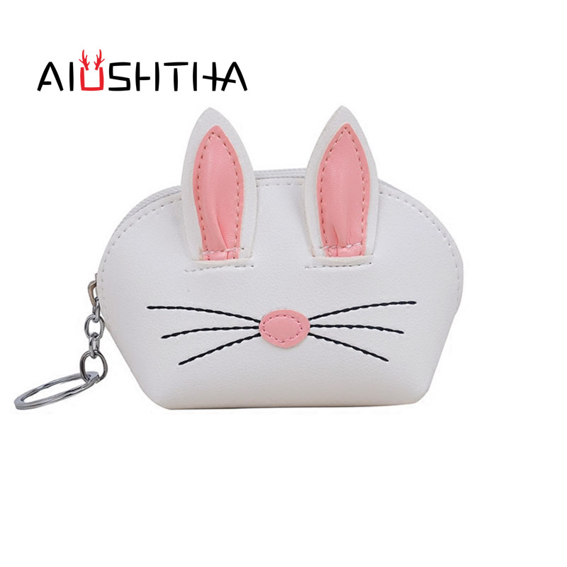 cute coin purses women wallets and purse for girls ladies ladys kawaii cartoon kids coins holder key card money bags small bulk candy colored girls coin bags women key wallets cute pu eva mini square storage hard bag case holder for sd tf card earphone