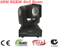 60W LED Spot Moving Head Light Dj Controller LED Lamp Light 60W Beam Led Moving Head