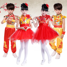 Traditional Chinese Clothes Unisex Wushu Clothing Children Martial Arts Performance Costume Kids Take Photo Kung Fu Uniform high quality kung fu clothing tai chi suit embroidery dragon martial arts wushu changquan performance uniform for adult children
