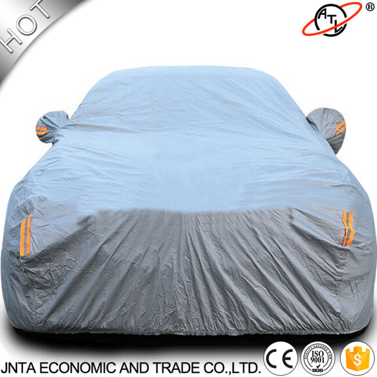 D4K THICKEN CAR COVERS four season wincey Sewing car cover High Quality Rain Snow Heavy Duty