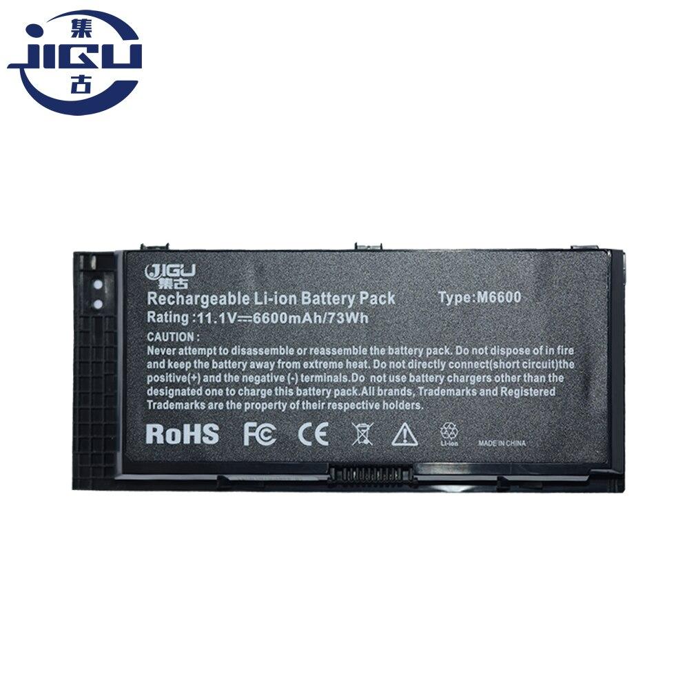 JIGU Аккумулятор для ноутбука Dell Precision M4600 M4700 M6600 M6700 97KRM FV993 KJ321 PG6RC R7PND X57F1 3DJH7 0FVWT4 0TN1K5