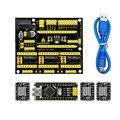 Freies Verschiffen! NEUE! Keyestudio CNC Schild V4  3 Stücke A4988 Fahrer  Nano CH340 Für Arduino CNC