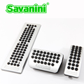 Savanini new brand Car Pedal Kit With No Screw For Benz A/B Class AT! Fashion Style! Aluminum Alloy! fit fot left hand,