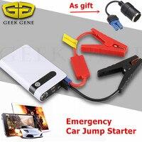 New Emergency Multi Function 14000mAh 12V Car Jump Starter Mobile Power Bank 300A Peak Car Battery
