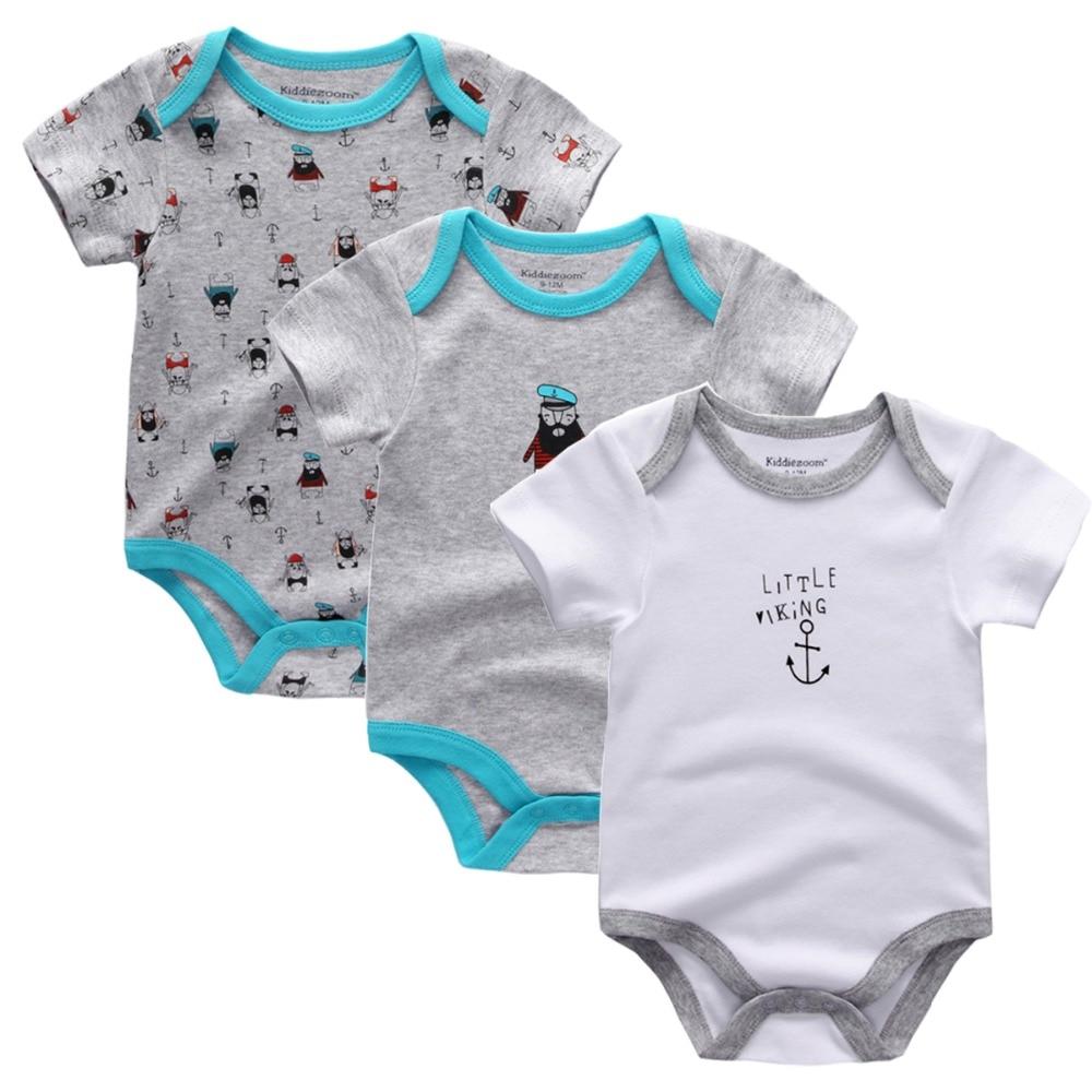 2017-New-baby-girls-jumpsuits-baby-bodysuits-3pcslot-cotton-newborn-wholesale-short-sleeve-baby-boys-clothing-set-3
