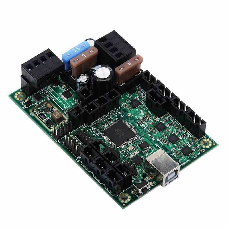 1 قطعة تيار مستمر 10-28 فولت Mini-Rambo 1.3 لوحة تحكم مجموعة عدة ثلاثية الأبعاد جزء الطابعة ل Prusa MK2