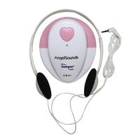 Ultrasonik Cep Fetal Doppler Angelsounds Fetal Doppler JPD-100S 3 MHz Bebek kalp monitörü FHR Yeni LCD Ekran