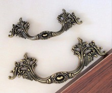 Bronze Drawer Pulls Handle Vintage Dresser handle / Countryside Cabinet pulls Knob Kitchen  Hardware