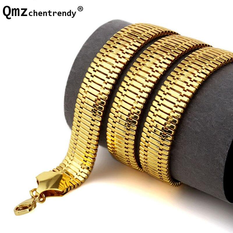 Купить ожерелье в елочку мужское гальванизированное колье стиле хип