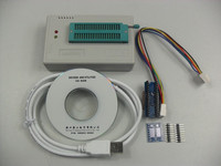Minipro Highspeed USB Eeprom 100 Original TL866A Programmer Device With ICSP Interface Cable And Adapters