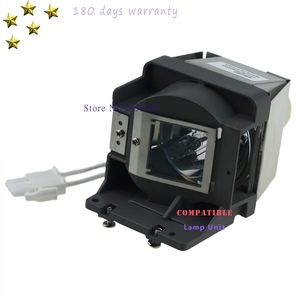 Image 2 - Replacement  MS517 MX518 MW519 MS517F MX518 lamp 5J.J6L05.001 with housing for BENQ  with 180 days warranty