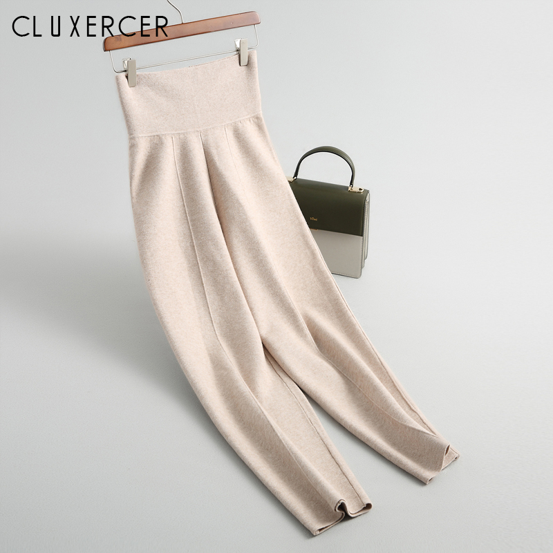 88b03105ce Tejido Casual Slim Color 2018 Mujeres Otoño gray Cintura Sólido blue Lápiz  Elastitc High Black Moda Mujer apricot Pantalones Coreano BwR0wxqO