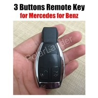 Keyless Smart Remote Key Button for Mercedes for Benz After Year 2000 433MHz NEC Chip