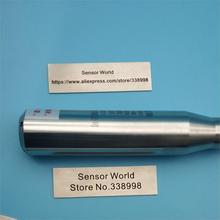 Transmisor/controlador de nivel de 4 20MA, sensor de nivel de entrada/indicador de nivel de tanque de agua contra incendios, venta al por mayor