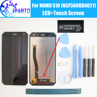 NOMU S10 LCD Display Touch Screen 100 Original LCD Digitizer Glass Panel Replacement For NOMU S10