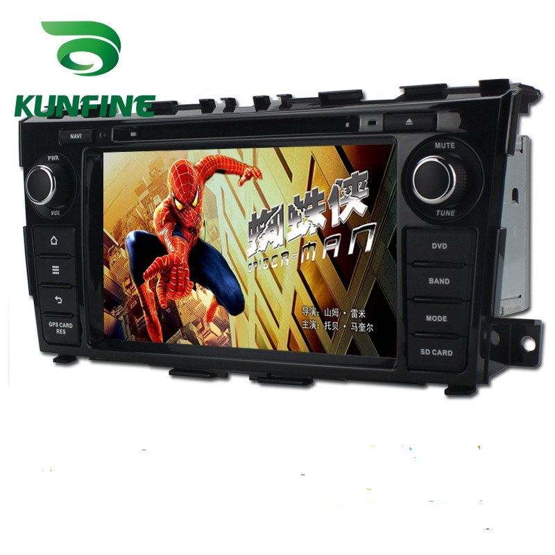 Car DVD GPS Navigation player for teanaaltima 2013-2014 E