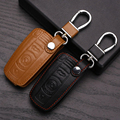 For Bmw Key Case For Bmw F30 E30 E34 E36 E39 E46 E90 F01 F10 X1 X3 X5 X6 320I 116 I 118I For Bmw Key Chain Leather Car Wallet