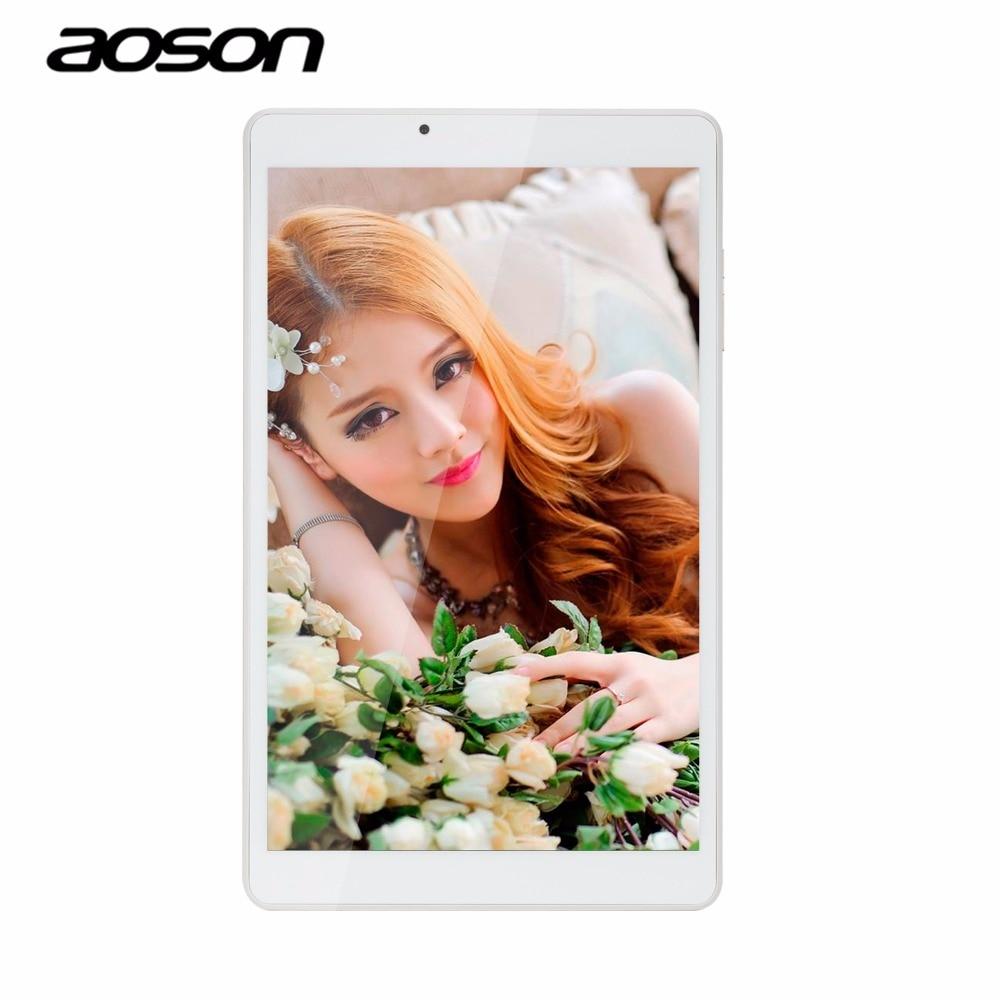 New Aoson R103N 10.1 inch Android 6.0 OS Quad Core Tablet PC 32GB/2GB MTK8163 Quadcore Cortex A53 1.3GH GPS 6000mAh Metal Case gpd xd 5 inch android4 4 gamepad 2gb 32gb rk3288