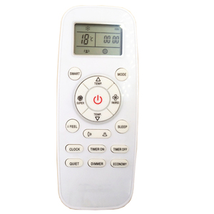 Image 1 - New Original Air Conditioning Remote Control DG11L1 03 DG11L103 For Hisense York Air Conditioner Fernbedienung