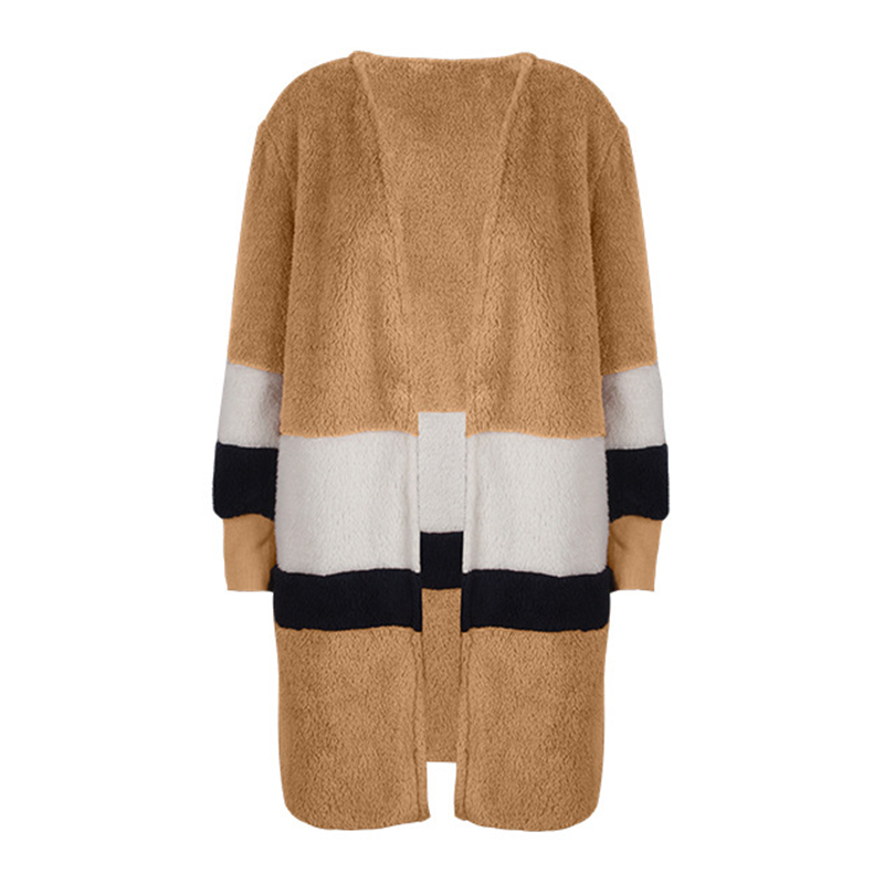 Winter Teddy Bear Jacket Women Fashion Streetwear