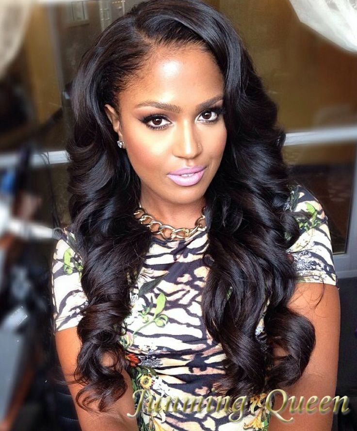 Black Female Long Hairstyles Easy Casual Hairstyles For Long Hair