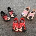 Los niños de la jalea zapatos de bebé sandalias de las muchachas 2017 nuevos niños del verano zapatos de las muchachas de la historieta zapatos de princesa para niñas mini melissa