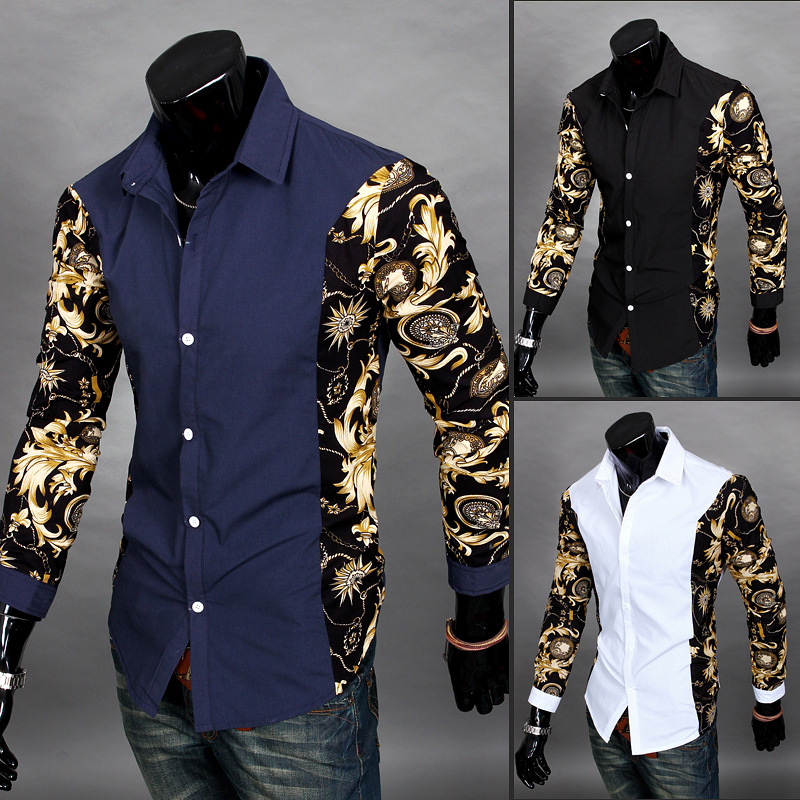 Buy bohemian mens long sleeve and get free shipping on AliExpress.com f0fd5726d476