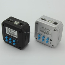 Freies Verschiffen 16MP 1080 P 60FPS Industrielle Mikroskop Kamera HDMI Usb-ausgang Tf-kartenspeicher Video Fernbedienung