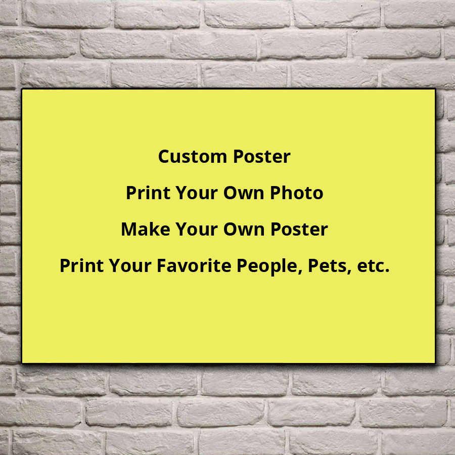 custom poster print my own photo