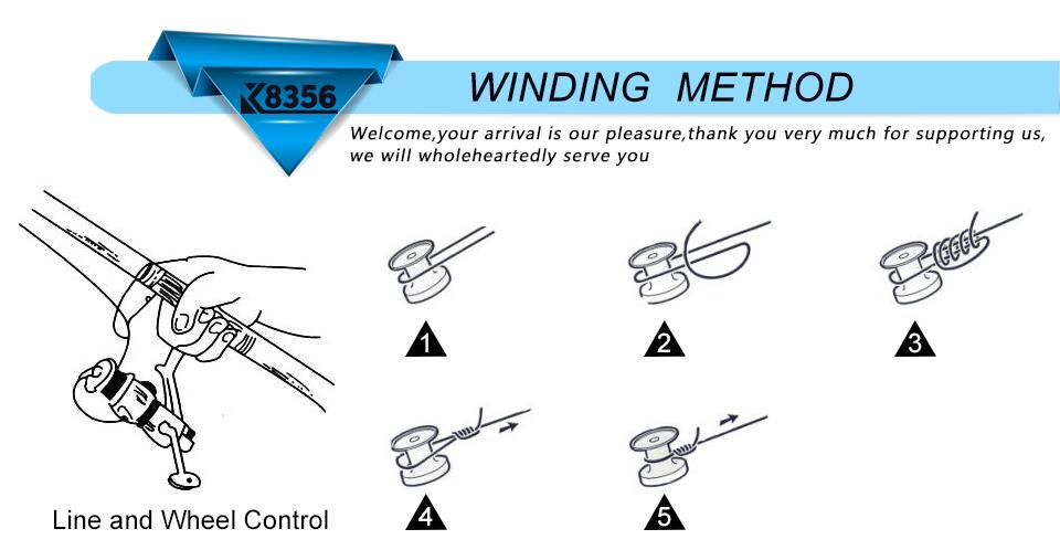 K8356 3.81 1BB Trolling Reel Fishing TSSD 3000L4000L Black Right Hand Casting Sea Fishing Reel Saltwater Baitcasting Reel Coil 4