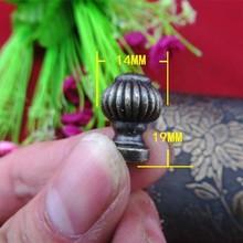 20Pcs Antique Brass Furniture Handle Cabinet Knob Jewelry Box Lantern Handle Knob Drawer Pull