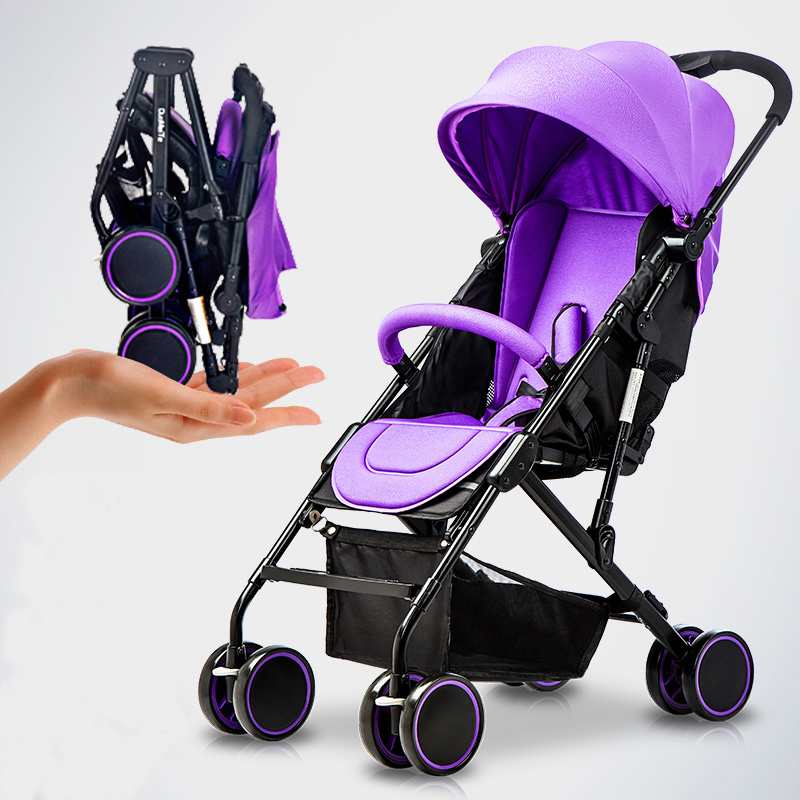Amere portable baby stroller baby child trolley suspension folding umbrella car pocket bike