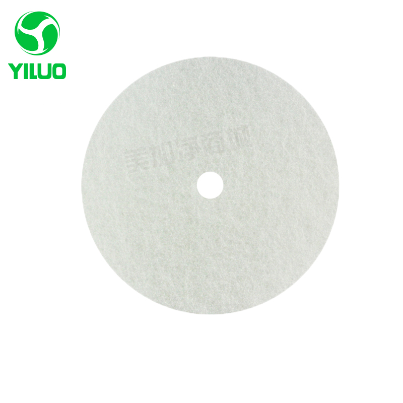 1PCS white Microfiber cloth filter of Vacuum Cleaner Accessories and parts Vacuum Cleaner for FC8202 FC8204 FC8206