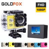 GOLDFOX Sj4000 Action Camera 1080P Full HD Outdoor Sport Activities Camera DV Helmet Camera Diving 30M