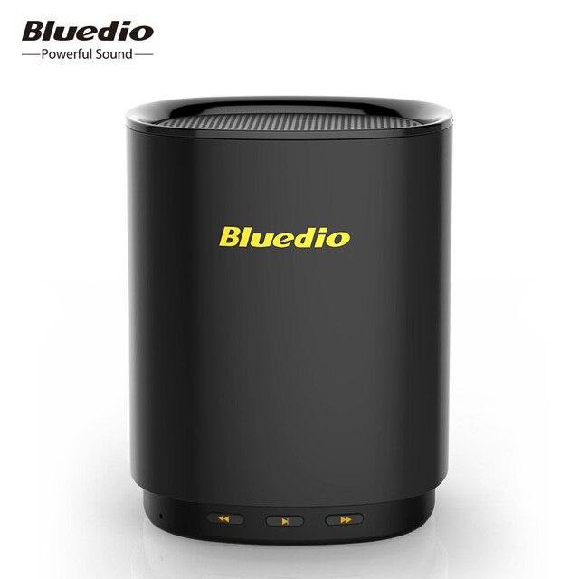 Bluedio TS5 Mini Bluetooth Динамик Портативный Беспроводной Динамик звук Системы 3D музыке стерео объемного с микрофоном голос Управление