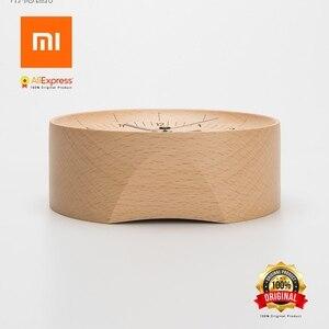 Image 4 - Xiaomi에 대한 시간 알람 시계 천연 나무 미니멀리스트 홈 장식 알람 시계 xiaomi 러시아에서 보내기