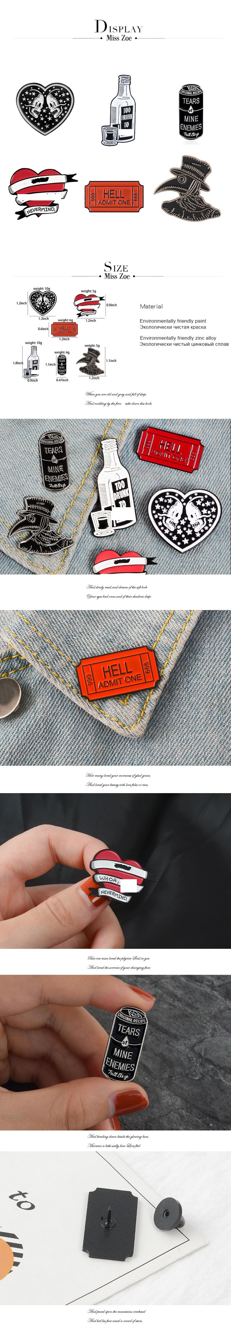 brooch for women