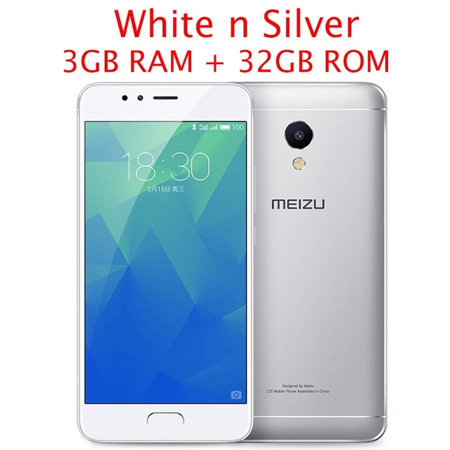 White Silver 3G 32G
