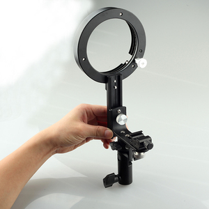 FOTGA L Bracket Adapter Holder Ring mount Speedlite Flash for Bowens Mount Softbox