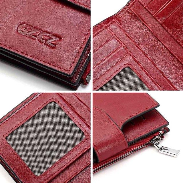 Italia Bileteras de cuero de vaca de las mujeres de moda bolso de las mujeres bolso de cuero genuino de la bolsa femenina de caso de teléfono de bolsillo