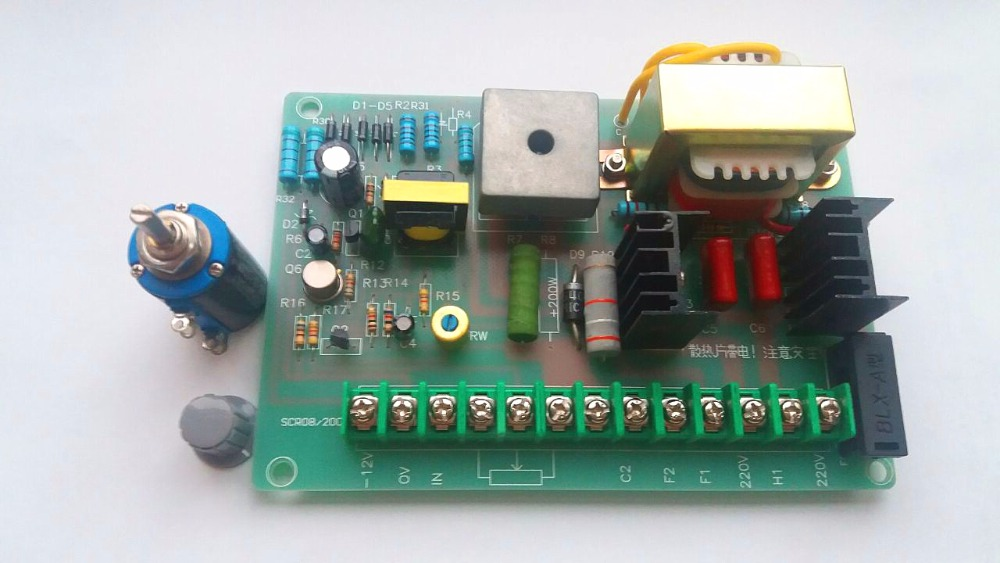 Dc Motor Speed Control Board Making Machine 1000w Dc Motor Speed Control Board 220v1kw Governor