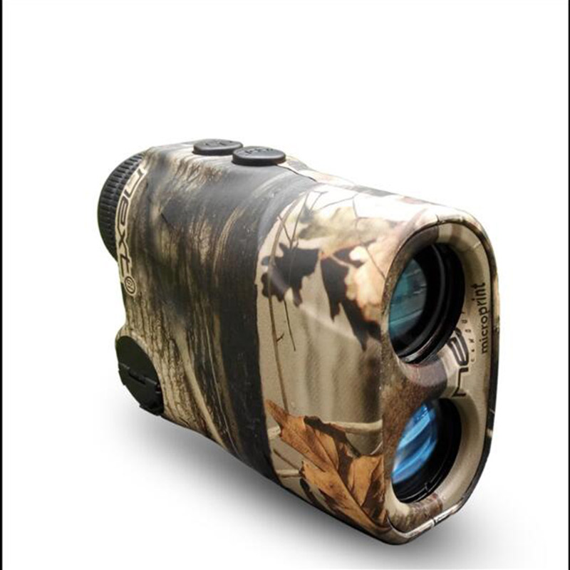 6x400m Hunting Camouflage Laser Range And Speed Finder 400m Laser Rangfinder Distance Measure Telescope Visionking font