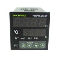 Inkbird Digital PID Temperature Controller Thermostat ITC 106VL, Fahrenheit & Centigrade, 12V/24V for Incubator, Home Brewing